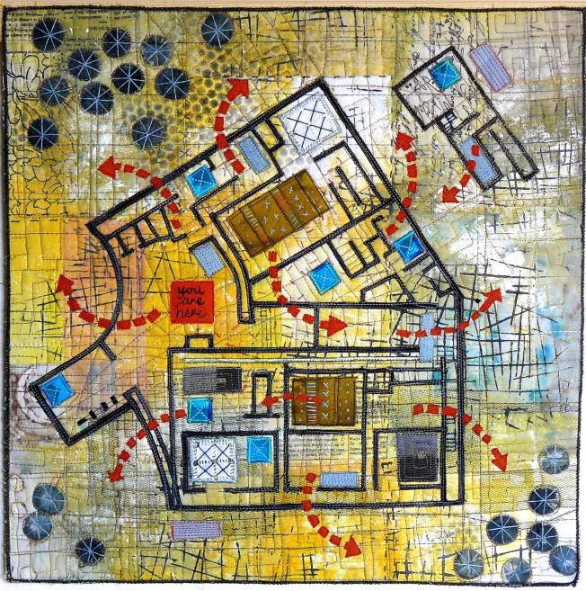 'Escape Plan' Linden Lancaster 2013