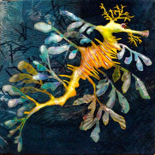 'Wild Thing' Linden Lancaster 2014 15'x15'