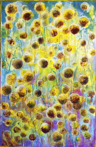 'Billy Buttons 1' Linden Lancaster 2014