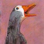 Bird-Head-series-Goose-by-Linden-Lancaster