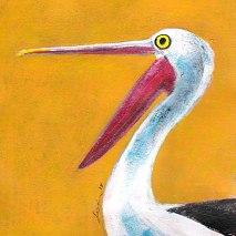 Bird-head-series-Pelican-by-Linden-Lancaster